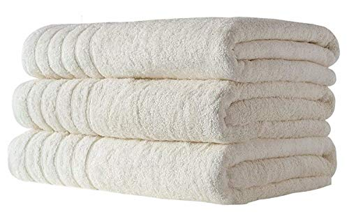 SALBAKOS Oversized Bath Towels Barnum Collection - Turkish Luxury Hotel & Spa Quality 30