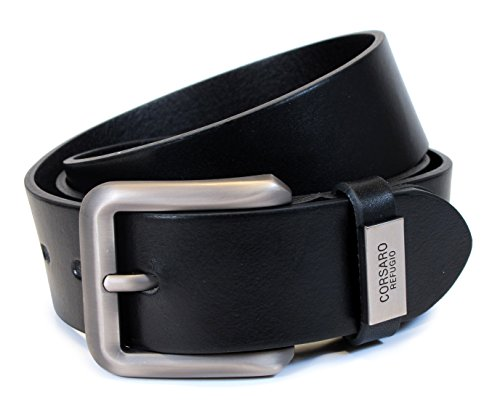 (TM4-107) Mens Belt 100% Real Leather Black, Brown, White Size 28~42
