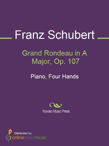 Grand Rondeau in A Major, Op. 107