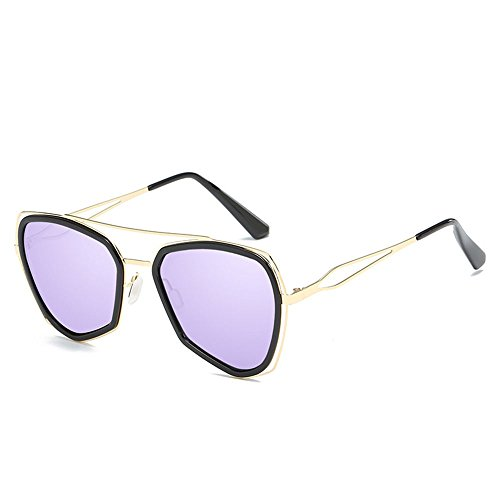 étoile Sunglasses Mercure Noir Nouvelles Farity de Blanc Femmes de Women's Soleil Noir de Soleil p Cadre des de la Lunettes de Lunettes Ronde Women's Lunettes personnalité Encadrée xSSqFZwO