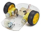 Emgreat® Motor Robot Car Chassis Kit with Speed