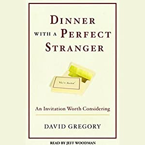 Dinner with a Perfect Stranger Audiobook