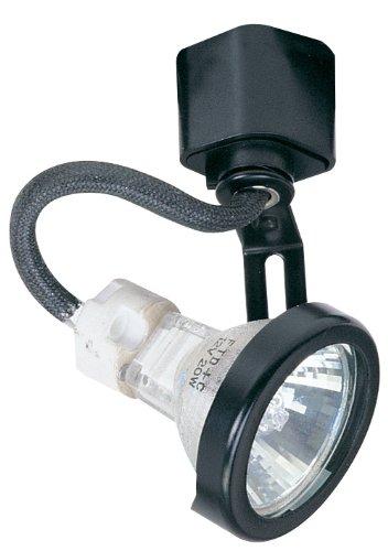 Mr11 Track - Elco Lighting ET2116B Mini-Track MR11 Mini Gimbal Ring Fixture