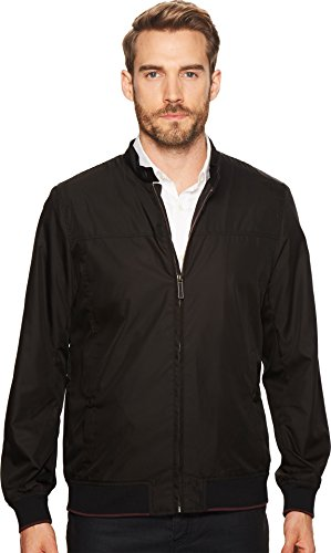Ted Baker Men's Calgar Bomber Jacket Black 5 by Ted Baker