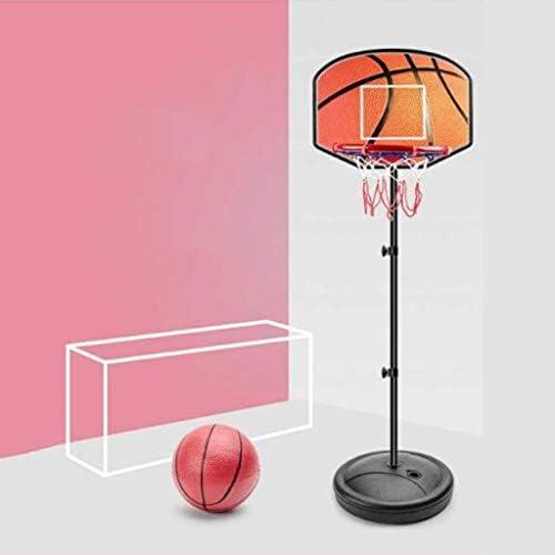 子供のバスケットボールのおもちゃシューティングフレームは壁掛け屋内キッズホーム幼稚園男の子スーツを昇降可能ラック