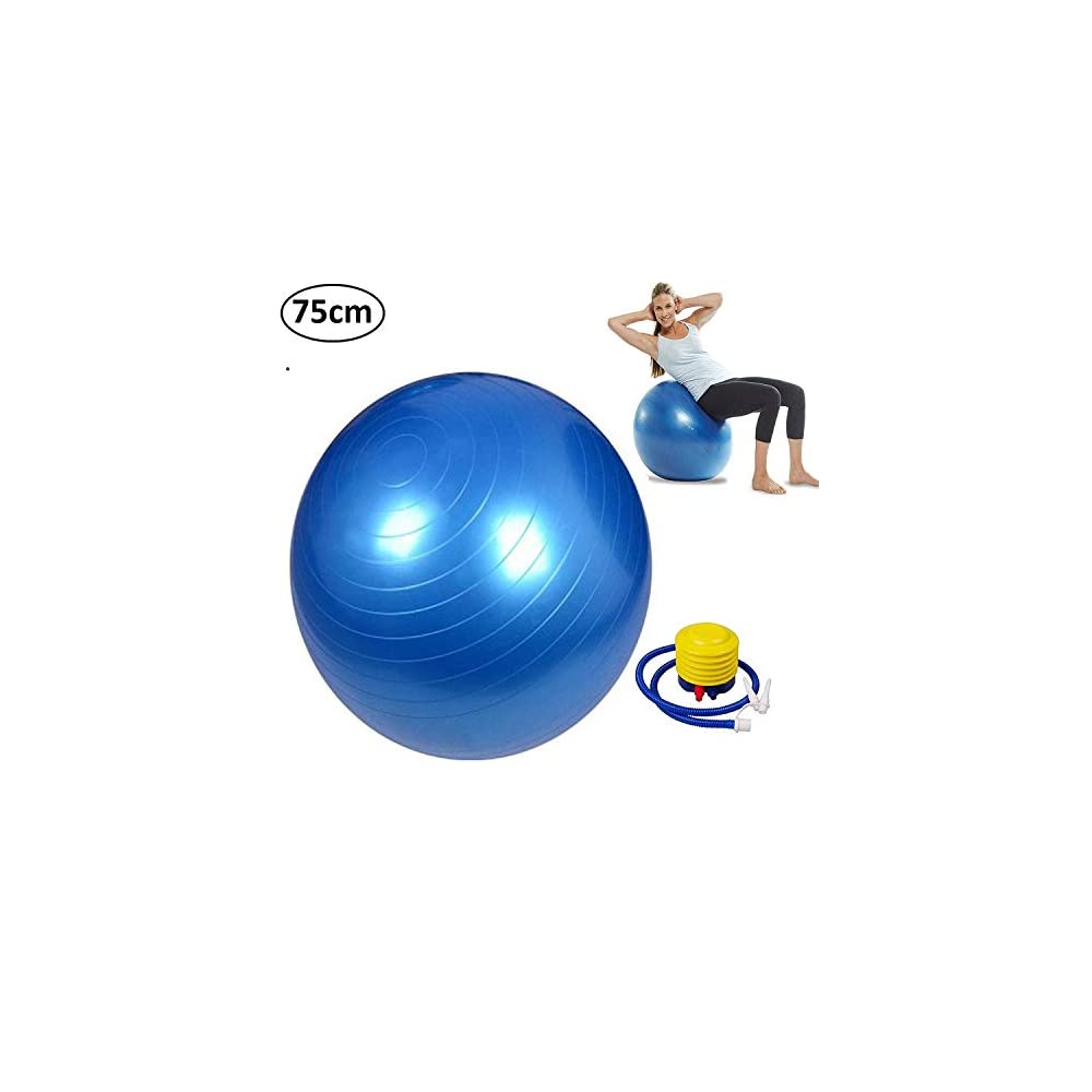 Anti-Burst Fitness Exercise Stability Balance Yoga Ball