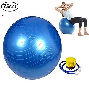 Anti-Burst Fitness Exercise Stability Balance Yoga Ball