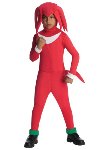 Costumes Child Knuckles (Sonic Generations Knuckles The Echidna -)