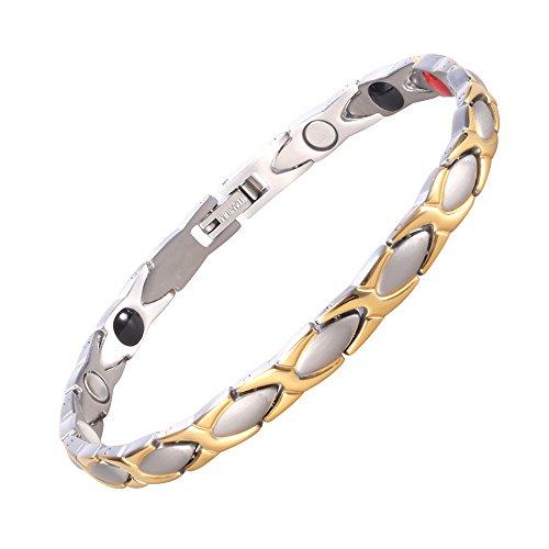 Starista Bracelet Titanium Magnetic Wristband