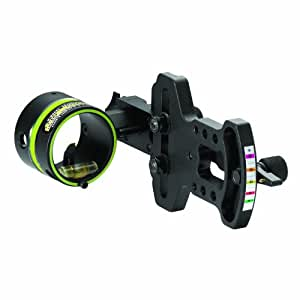 HHA Sports 5000 Optimizer Lite Bow Sight 1 5/8 Inch Diameter .019 Inch