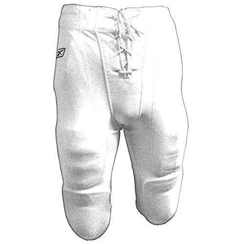 paras laatu urheilukengät söpö halpa Reebok Nylon/Spandex Adult Tunneled Football Pants ...