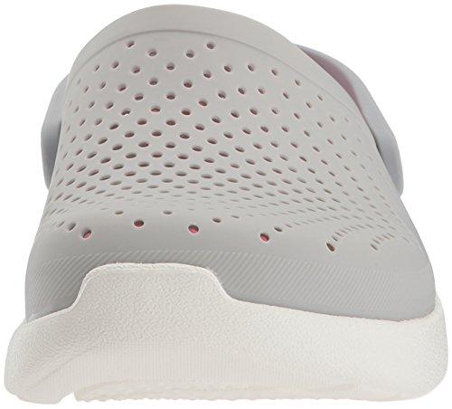 204592 White Crocs Femme White Pearl Mules 8BqBdS