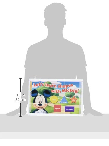 18-Count Neat Solutions Table Topper Disney Mickey Mouse
