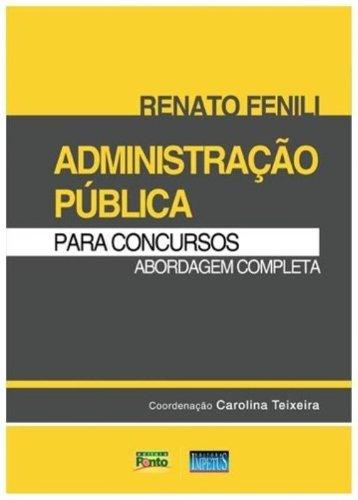 Administracao Publica Para Concursos