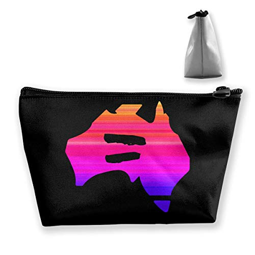 - Equality Australia Camo Cosmetic Bags Portable Travel Makeup Pouch Toiletry Organizer