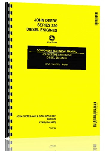 (Yanmar 3 and 4-Cyl Diesel Engine Service Manual)