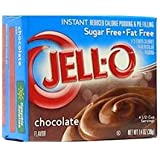 Jell-O Sugar Free Chocolate Pudding 1.4 OZ (39g)