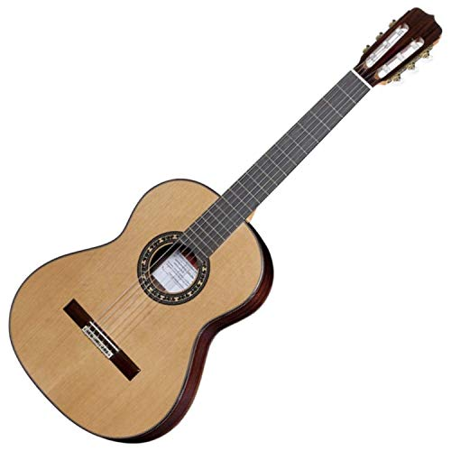 Jose Ramirez Studio 3 Classical Guitar Red Cedar Top Indian Rosewood Back and Si ()