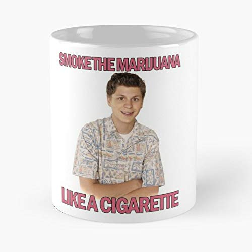 Tobias Funke Bluth Arrested Development - Funny Gifts For Men And Women Gift Coffee Mug Tea Cup White-11 Oz.