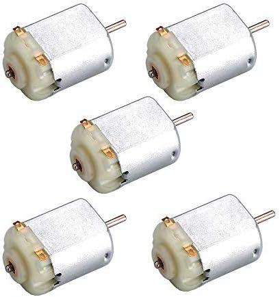 1//5PCS Micro Electric Motor 600A Motor For DIY Motor Small Fan Toy Model Motor