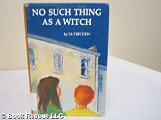 book cover of No Such Thing As a Witch