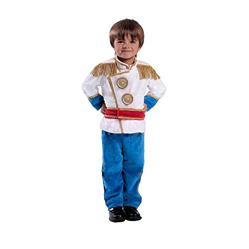 (Prince Ethan Costume)