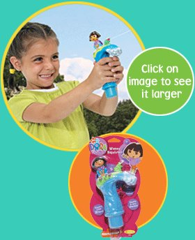 Explorer Bath Squirters (Dora the Explorer Water Squirter)