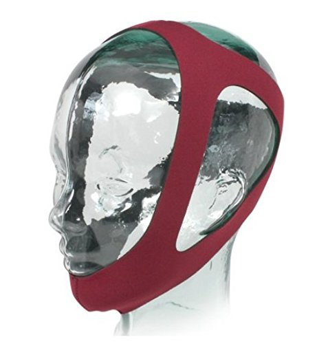 (Chin Strap Large Ruby -( Pack of 2 ))