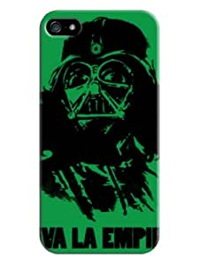 The Fine Craft With Exclusive&Exquisite Design Iviva La Empire! Green Hard Case For Iphone 5/5s