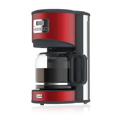 Breville VCF048X Cafetera de Goteo, 950 W, 1.5 litros: Amazon.es ...