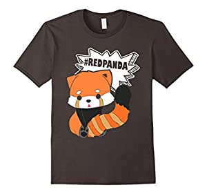 Red Panda Shirt - Cute Red Panda T shirts