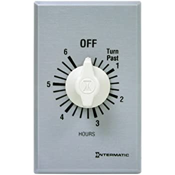 418BnaBDIaL._SL500_AC_SS350_ intermatic ff2h 2 hour spring loaded wall timer, brushed metal  at soozxer.org