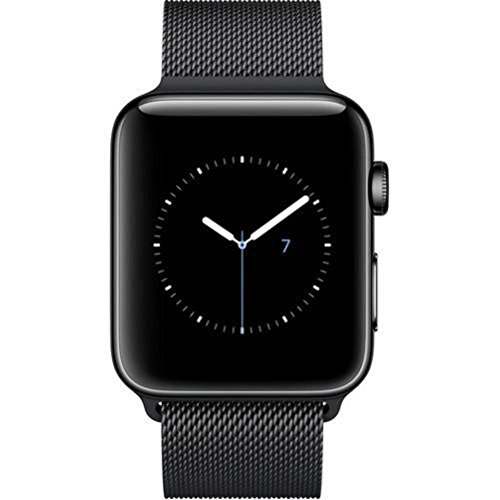 Apple Watch Series 2 42mm Space Black Stainless Steel Case w