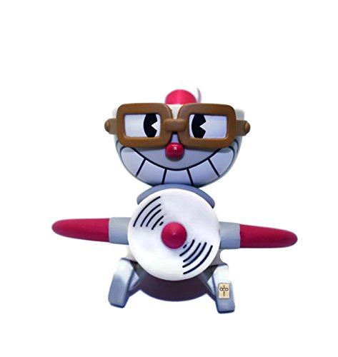 Funko Mystery Mini - Cuphead [Series 1] - Cuphead [Plane] 1/36 Rarity - GameStop Exclusive [EXTREMELY RARE!]