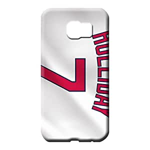 samsung galaxy s6 edge Strong Protect High-end High Grade Cases mobile phone cases player jerseys