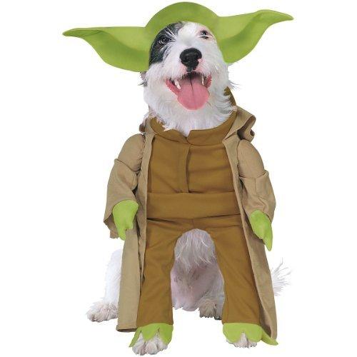 Dog Yoda Costumes (Yoda Dog Pet Costume - X-Large)