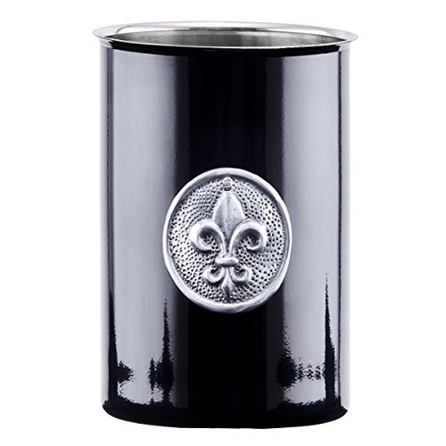 "Old Dutch""Fleur De Lis"" Tool Caddy, Black -  Old Dutch International, 2732"
