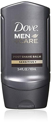 Dove Men + Care Post Shave Balm, Sensitive 3.4 oz (Pack of ()