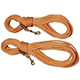 Mendota Products Trainer 50 Check Cord, Orange, 3/8-Inch x 50-Feet, Outdoor Stuffs