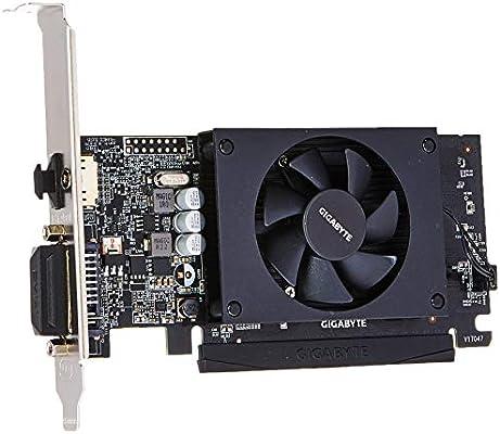 Gigabyte GV-N710D5-2GL GeForce GT 710 2GB GDDR5 - Tarjeta gráfica ...