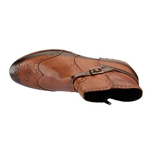 Stivali Da Grande Castagno Scarpe Grandi Remonte Donna fq70a