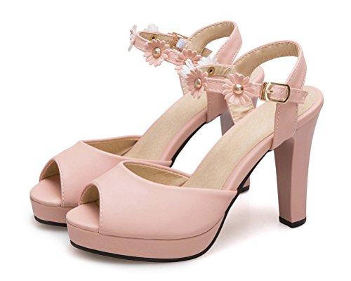 Ballerine HiTime EU Rosa 35 Donna Pink dSxqSROw