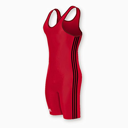 Adidas 3 Side Stripes XL: Red/Black [Misc.] ()