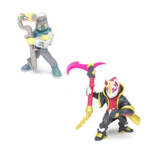 Fortnite Battle Royale Collection: Drift & Abstrakt – 2 Pack of Action Figures