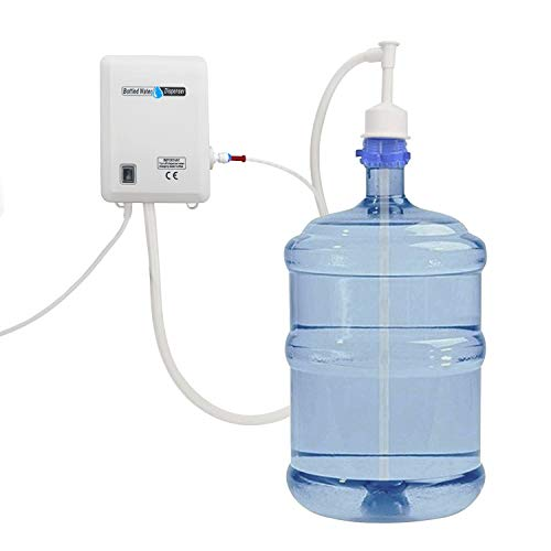 ECO-WORTHY Flojet BW1000 120V AC Bottled Water Dispensing Pump System Replaces Bunn
