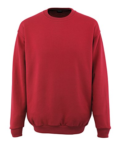 Mascot 00784-280-02-XL''Caribien'' Sweatshirt, X-Large, Red by Mascot (Image #1)