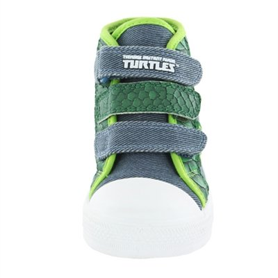 Teenage Mutant Ninja Turtles , Jungen Stiefel Grün grün