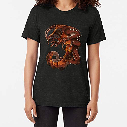 Cockroach Size Chart (Cockroach Chameleon Rust color Entomology Monster Insect Triblend TShirtT shirt Hoodie for Men, Women Unisex Full)