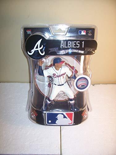 Ozzie Albies Atlanta Braves Limited Edition Imports Dragon Figure (Atlanta Imports)