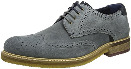 Prycces Ted Homme Ted Gris Baker Baker Richelieus 808080 Grey pRtw1BqwnF